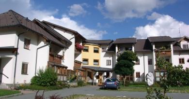 Ubytování Nassfeld