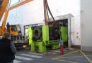 Stěhování strojů bez rizika