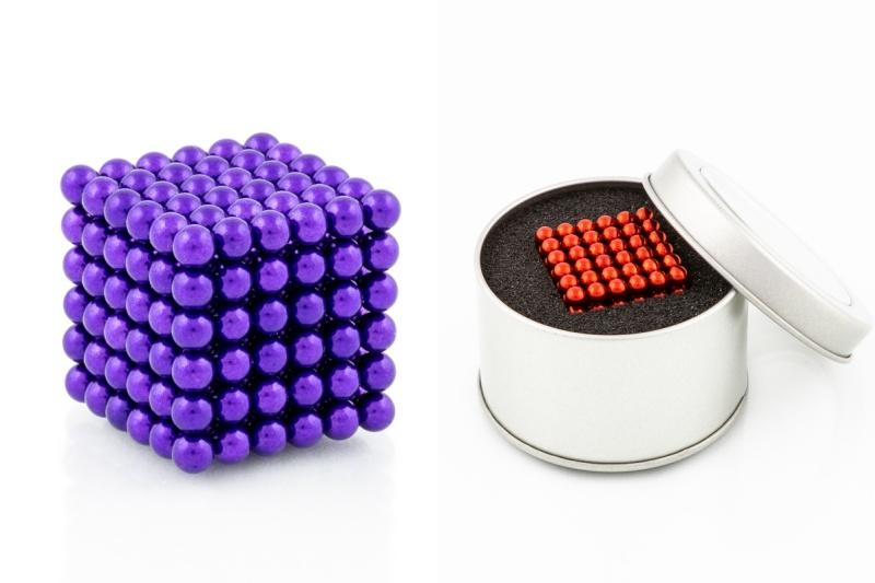 magnetické kuličky stavebnice NeoCube