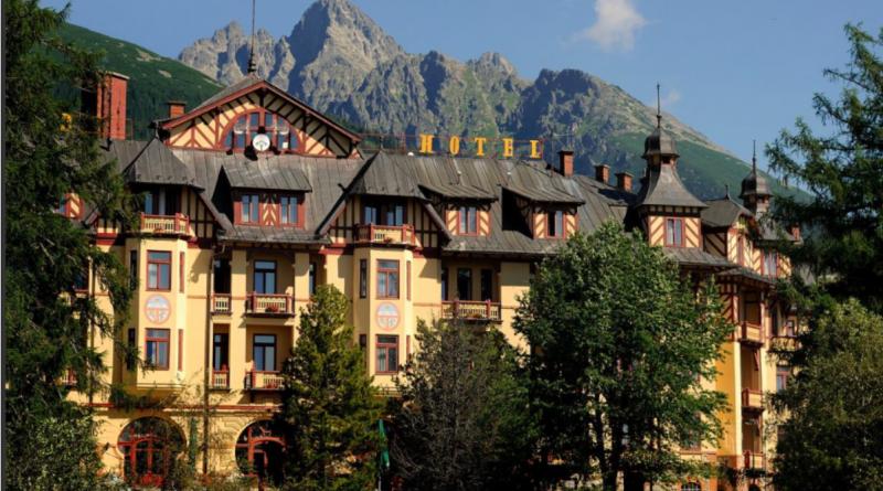 Grandhotel Praha Vysoké Tatry