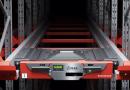 Regálové systémy RadioshuttleTM usnadňují provoz skladového hospodářství