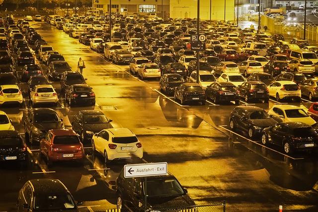 Autopůjčovna na letišti Václava Havla