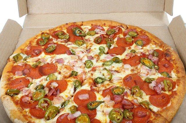 rozvoz pizzy