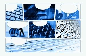 webové stránky s administrací
