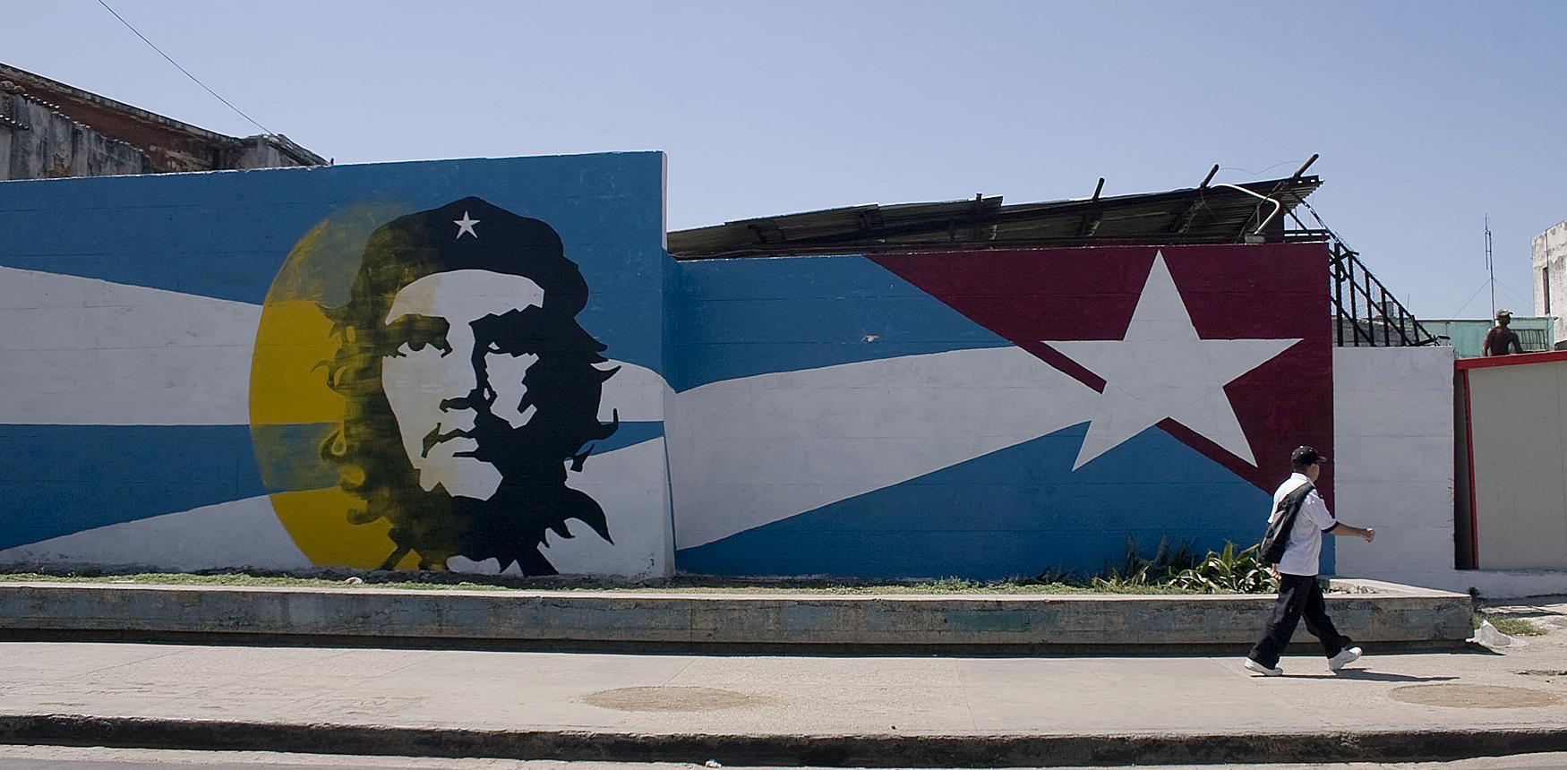 """""""Che"""" Guevara a peníze"""