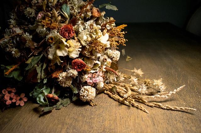 Sušené květiny – velkoobchod