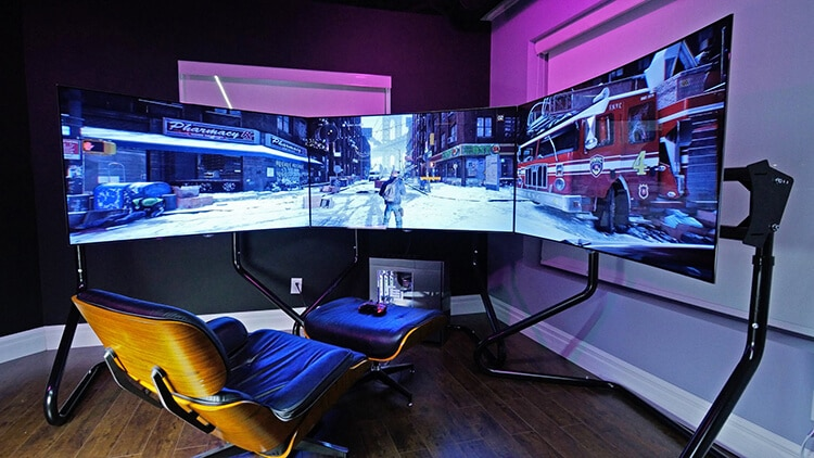 herní monitor