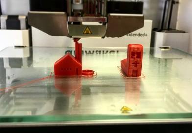 3D tisk není už hudbou budoucnosti
