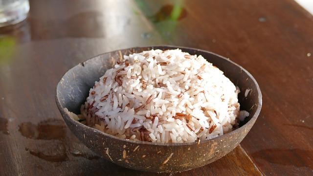 vařič rýže a zeleniny