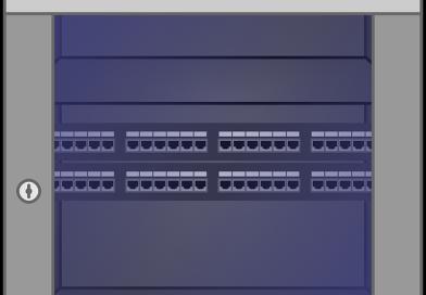 Proč jsou některé servery naležato a jiné nastojato?
