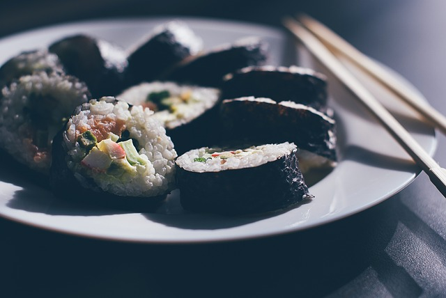 rozvoz sushi v Ostravě